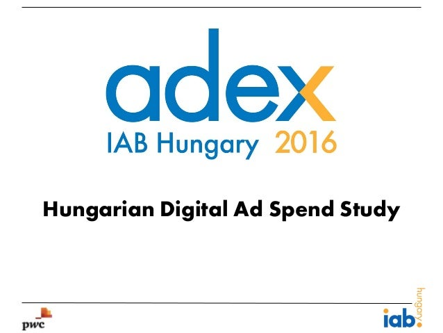 Hungarian Digital Ad Spend Study
