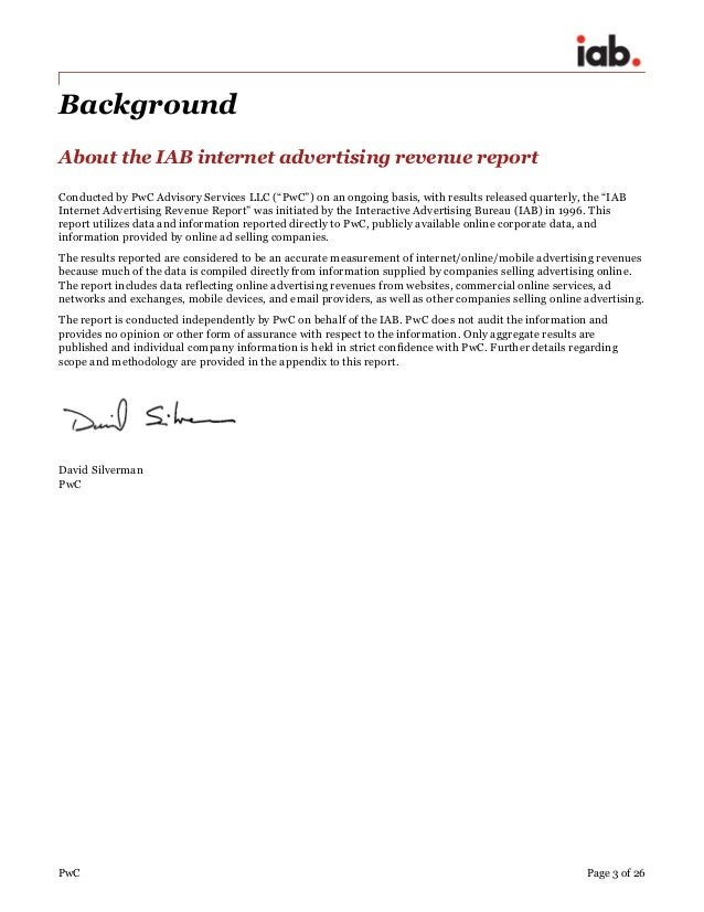 Iab internet advertising revenue report october 2015 - Iab internet advertising bureau ...