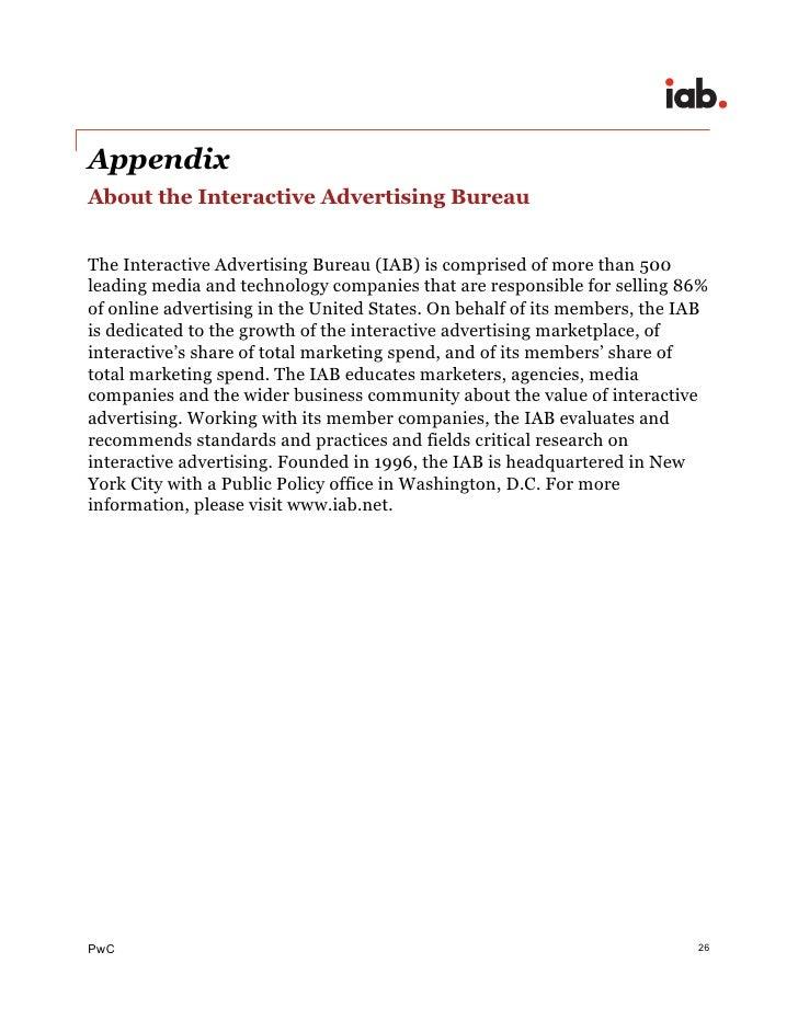 Iab internet advertising revenue report full year 2011 - Internet advertising bureau iab ...