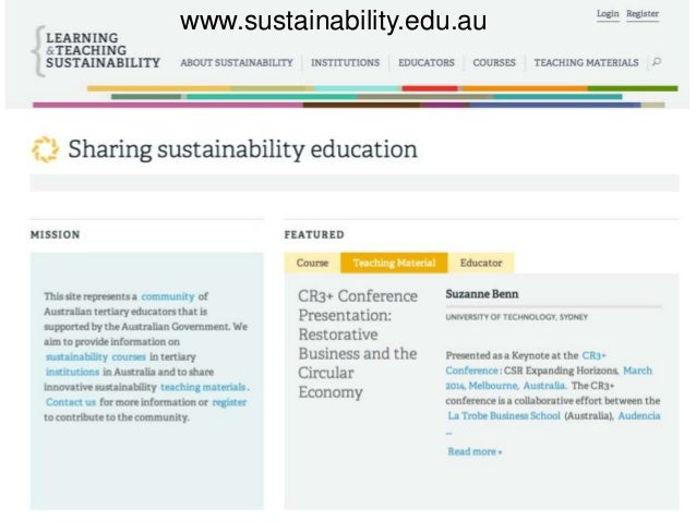 Introducing the Asia Pacific Centre for Sustainable Enterprise