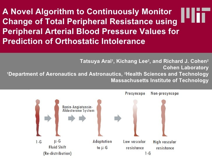 A Novel Algorithm to Continuously Monitor Change of Total Peripheral Resistance using Peripheral Arterial Blood Pressure V...