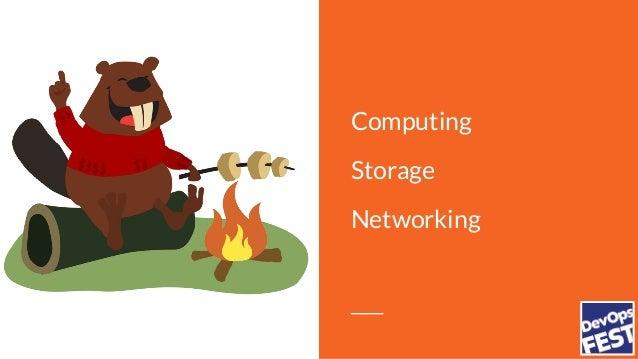 Computing Storage Networking