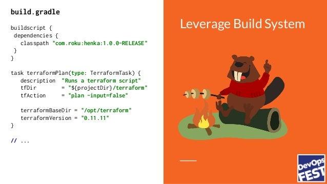 Best Practices Unified Build Logic
