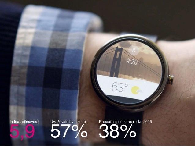 50% wearables se přestává po krátké době používat.