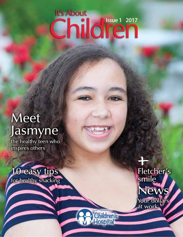 Meet Jasmyne the healthy teen who inspires others 10 easy tips for healthy snacking Fletcher's smile News Your dollars at ...