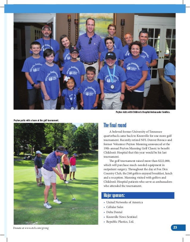 It's About Children - Issue 3, 2016 by East Tennessee