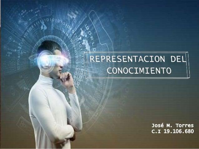 José M. Torres C.I 19.106.680