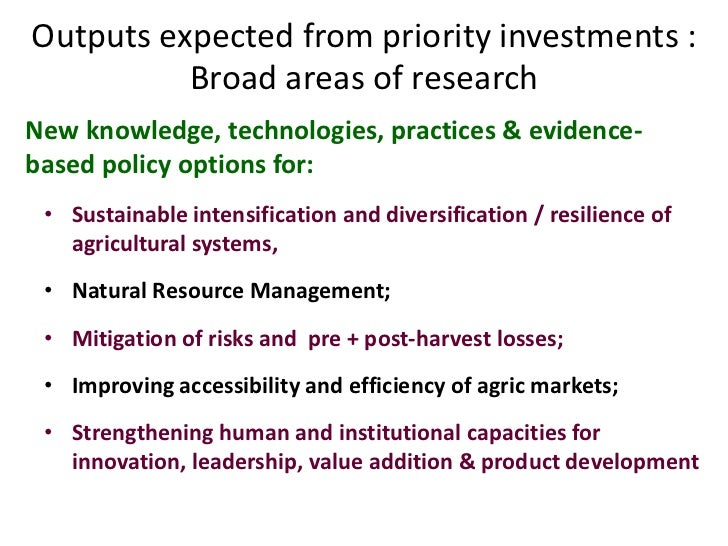 Livestock Research Priorities For Africa Caadp Pillar 4