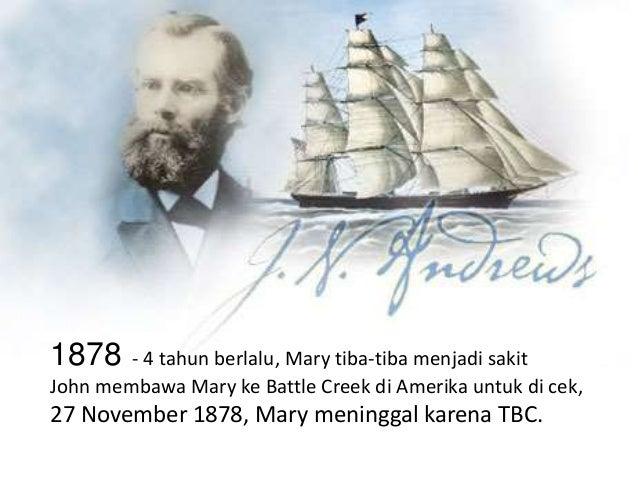Namun karena sangat dekat Dengan anaknya Mary yang sakit, John juga menderita TBC Namun ia terus melanjutkan pelayanannya,...