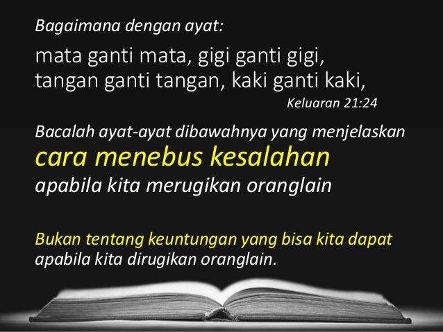"""Tetapi jawab (Musa): """"Perlihatkanlah kiranya kemuliaan-Mu kepadaku."""" Berjalanlah TUHAN lewat dari depannya dan berseru: """"T..."""