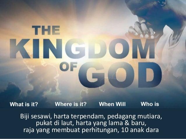 Murid-murid terbangun Melihat Yesus tdk sendiri