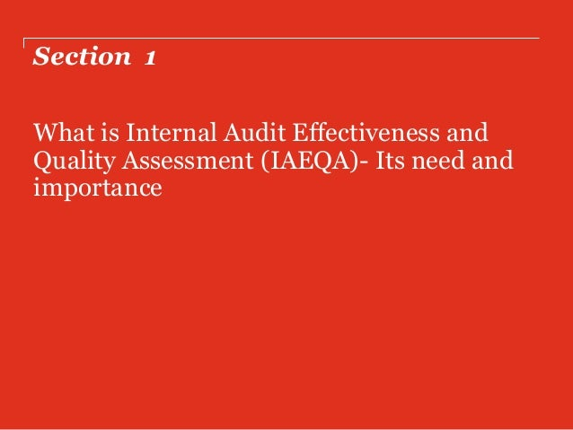 effectiveness of internal audit in the Research proposal by phidelis ebledzi role of internal audit in effective management of organizations: a study of the petroleum retail industry.