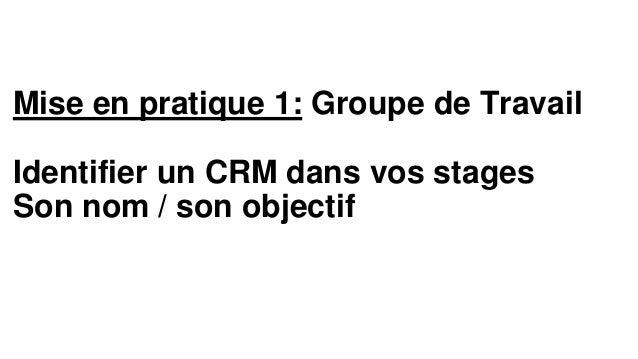 e-CRM / Social CRM: intégrer les interactions clients avec son site web & les médias sociaux