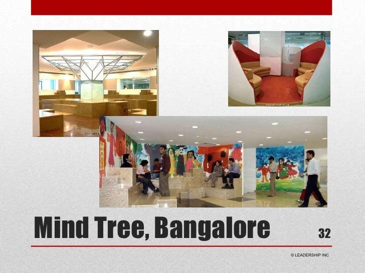 Mind Tree, Bangalore<br />32<br /> © LEADERSHIP INC<br />