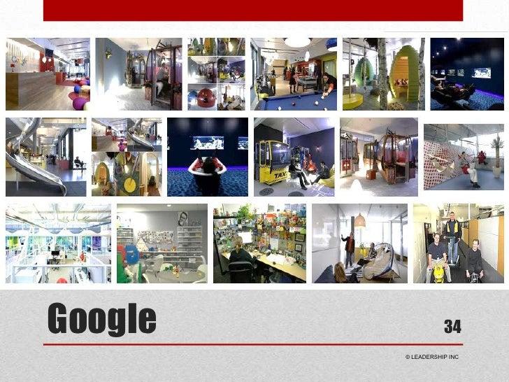 Google<br />34<br /> © LEADERSHIP INC<br />