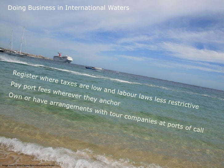 carnival cruise 1 what global forces have contributed to the growth of the cruise line industry Subject: international businesses case study: carnival cruise line (pg 68-73) 1) what global forces have contributed to the growth of the cruise-line industry.