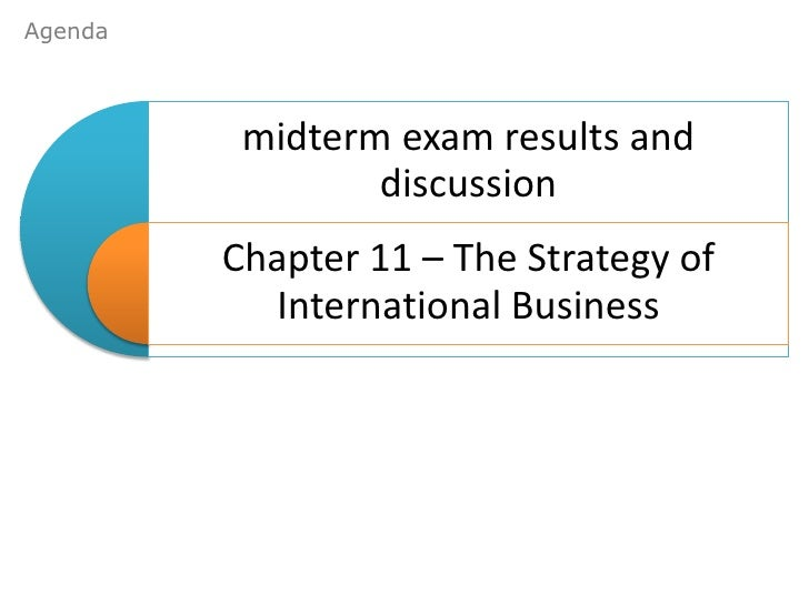 international business chapter 8 Chapter 8 international expansion and global market opportunity assessment   only to amazon in e-commerce and first in the global mail-order business.