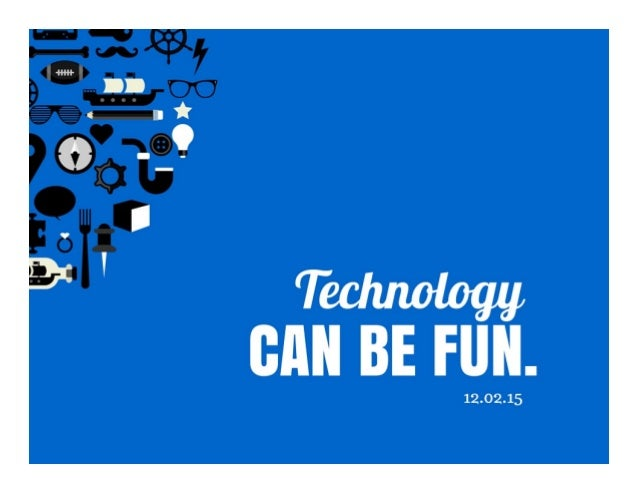 IAFE 2015 Flow Session: Technology Can Be Fun