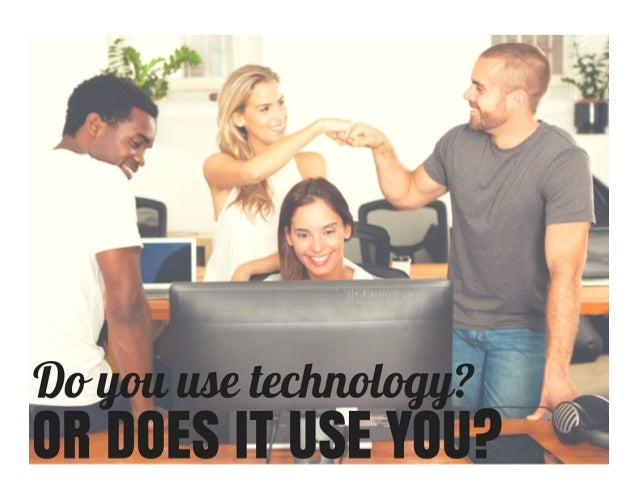 IAFE 2015 Flow Session: Technology Can Be Fun Slide 2