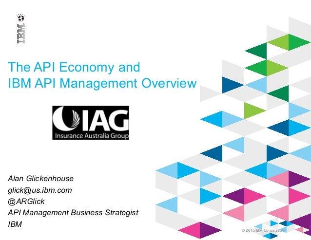 Iag api management architect presentation