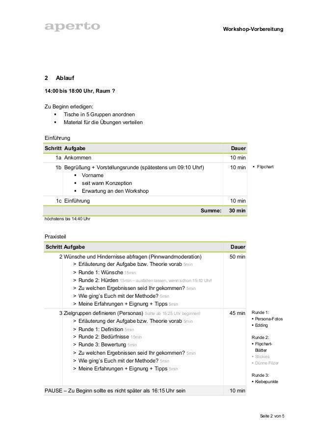 IAK13: Workshop-Workshop (Vorbereitung) Slide 2