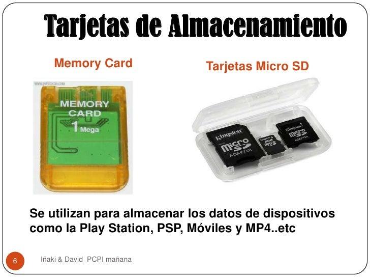 que tarjeta de memoria usa la psp