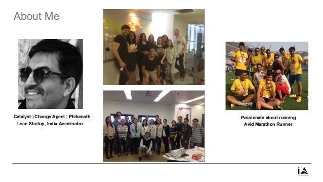 Lean Startup 101 at India Accelerator Slide 3