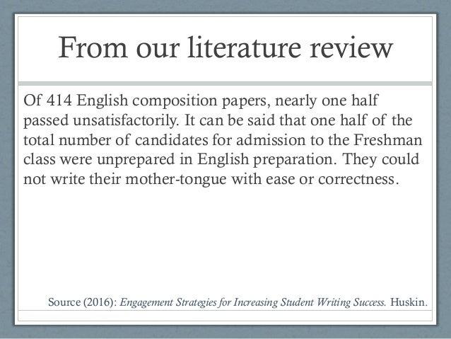 nature english essay gotong royong pt3