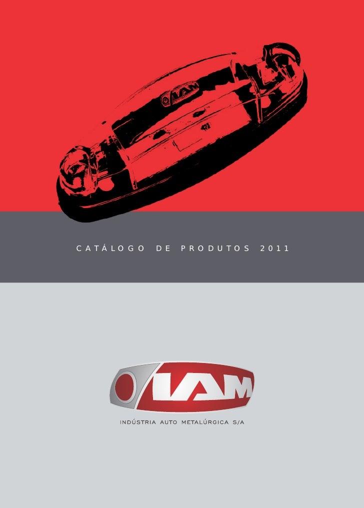 Iam 2011 for Catalogo grand prix