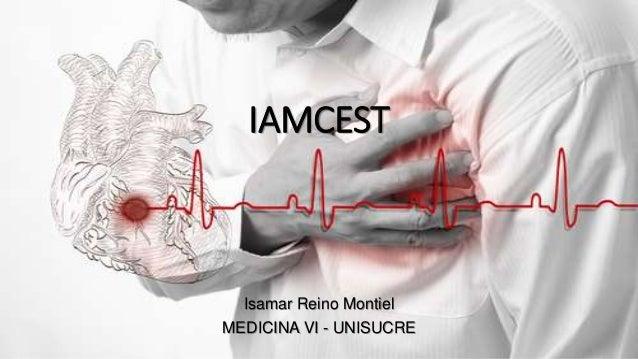 IAMCEST Isamar Reino Montiel MEDICINA VI - UNISUCRE
