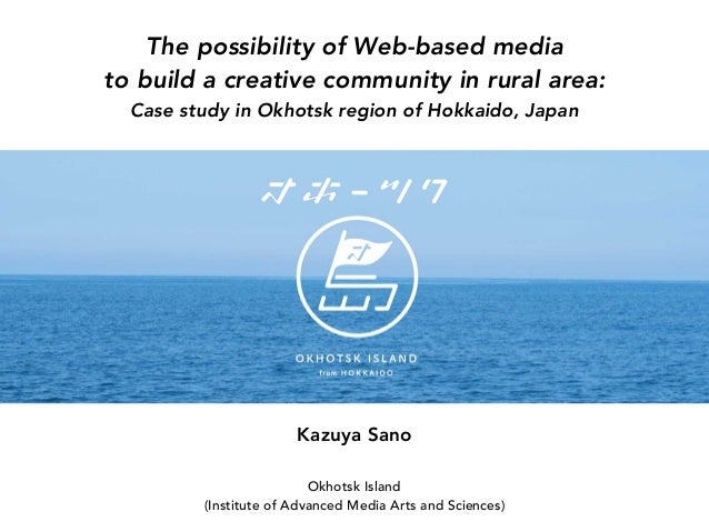 The possibility of Web-based media