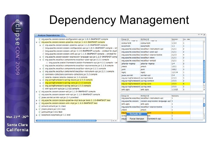...and support integration <ul><li>esmi (Eclipse+Scala+Maven)