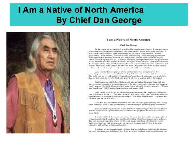 itabnative americans in north america essay Essay by former us ambassador to mexico antonio garza  culture, customs,  and ideas move between countries, forging a north american community.