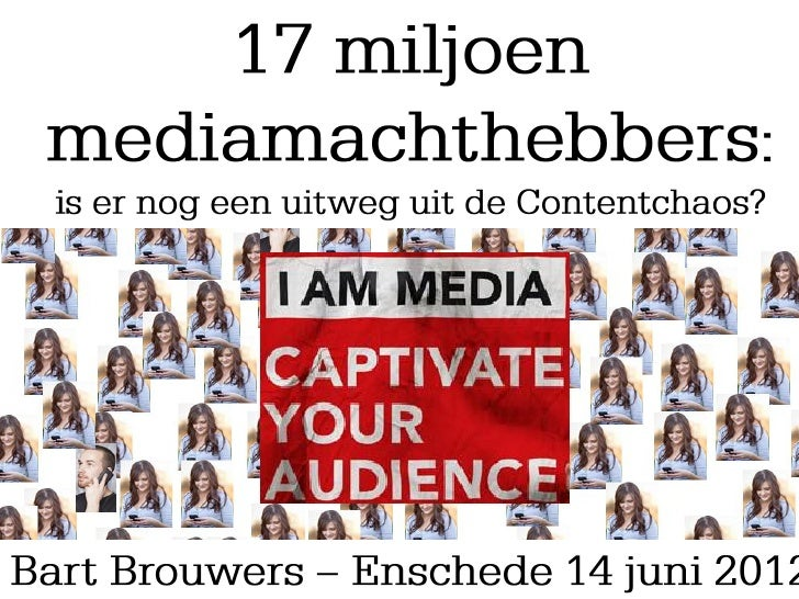 (Eindhovens Dagblad 14 juni 2012)17 miljoen mediamachthebbers, Enschede 14/06/2012, Bart Brouwers @brewbart