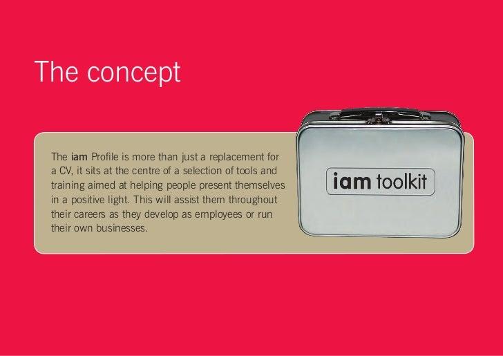 iam profile introduction 2011