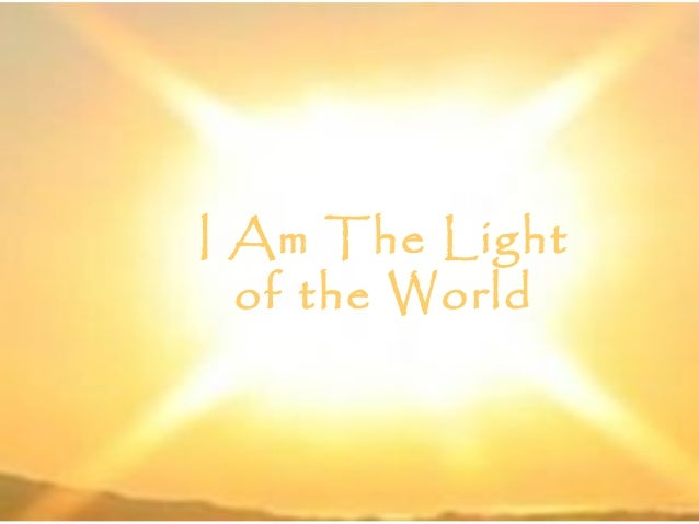 Image result for I am of the Light