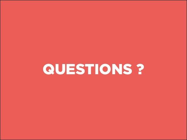 QUESTIONS ? Pause 10 sec