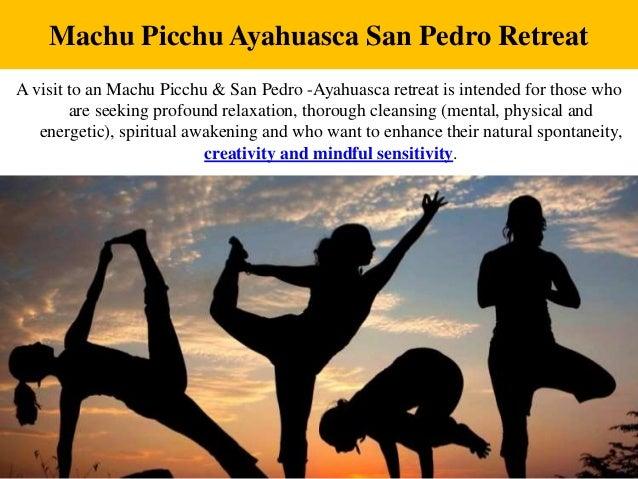 Ian Darrah's Amazing Ayahuasca Retreat Programs in Machu
