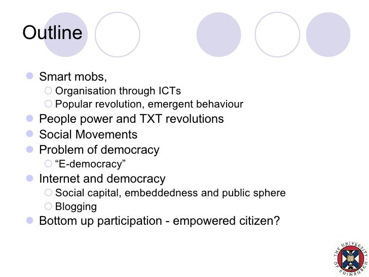 internet and democracy The project on democracy and the internet seeks to promote research, convenings, and courses that engage with the challenges new technologies pose to democracy in the digital age.