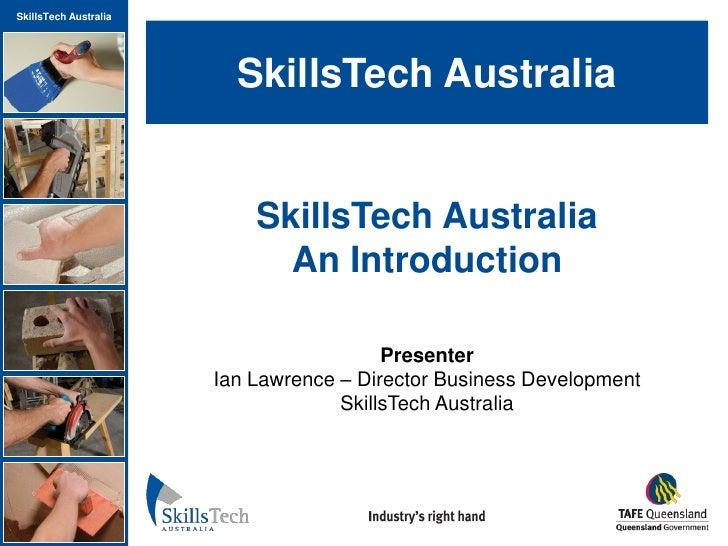 SkillsTech Australia                         SkillsTech Australia                           SkillsTech Australia          ...