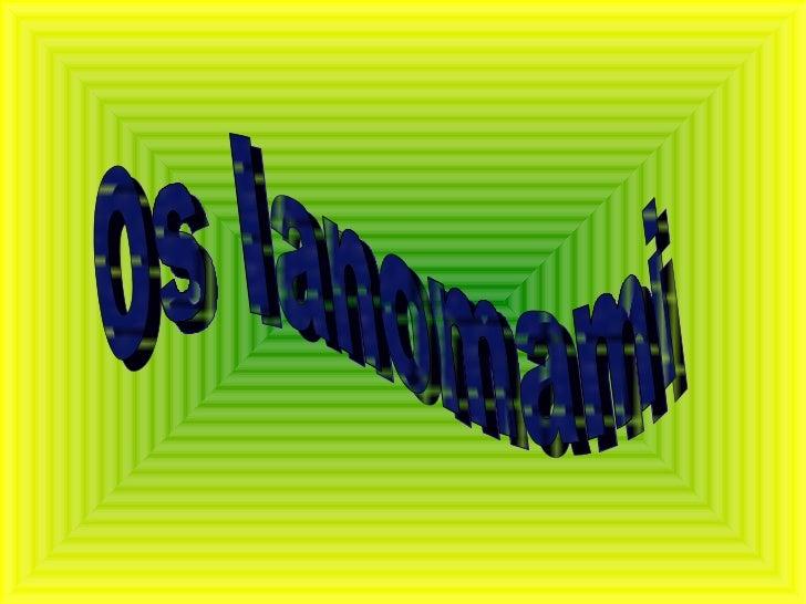Os Ianomami
