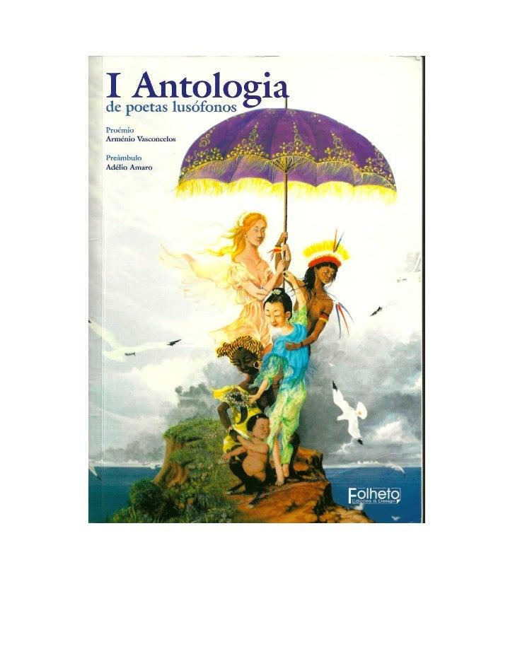 I Antologia de Poetas Lusófonos
