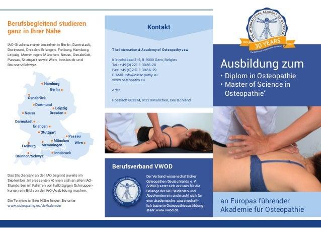 Osteopath dortmund