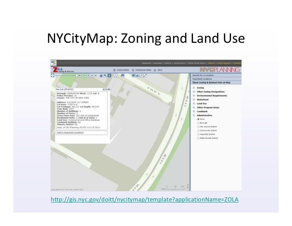 Doitt Nyc Map.Nycitymap Zoning And Land Usehttp Gis Nyc Gov Doitt Nycitymap Temp