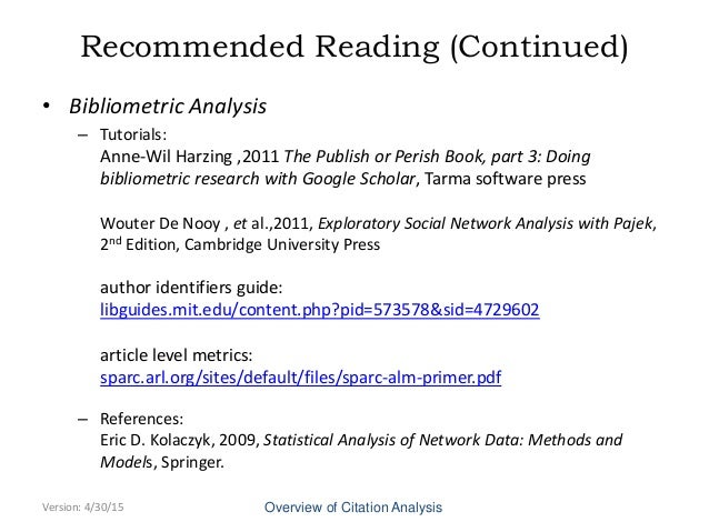 Bibliometric analysis of the 'Electronic Library' journal ...