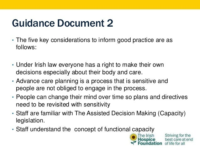 care after death guidance for care Life and death helping people to live well until they die general practice  guidance for implementing the rcgp/rcn end of life care patient charter.