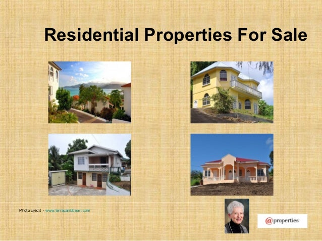Residential Properties For SalePhoto credit - www.terracaribbean.com