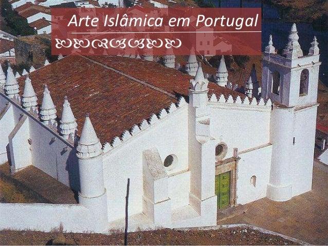 Arte Islâmica em Portugal