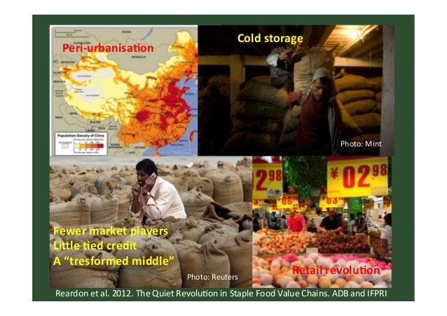 Food Beyond The Farm Gate Environmental Change