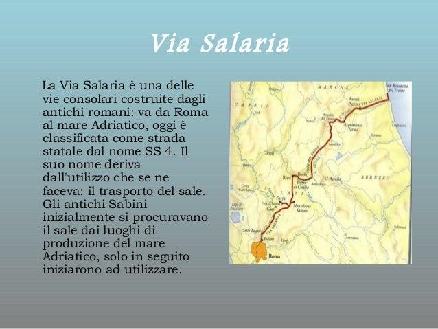 Via Salaria  Villa